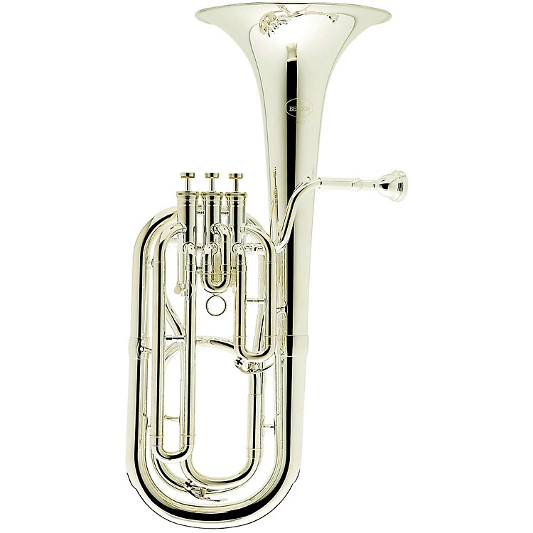 Besson BE1057 Performance Series Bb Baritone Horn Silver plated