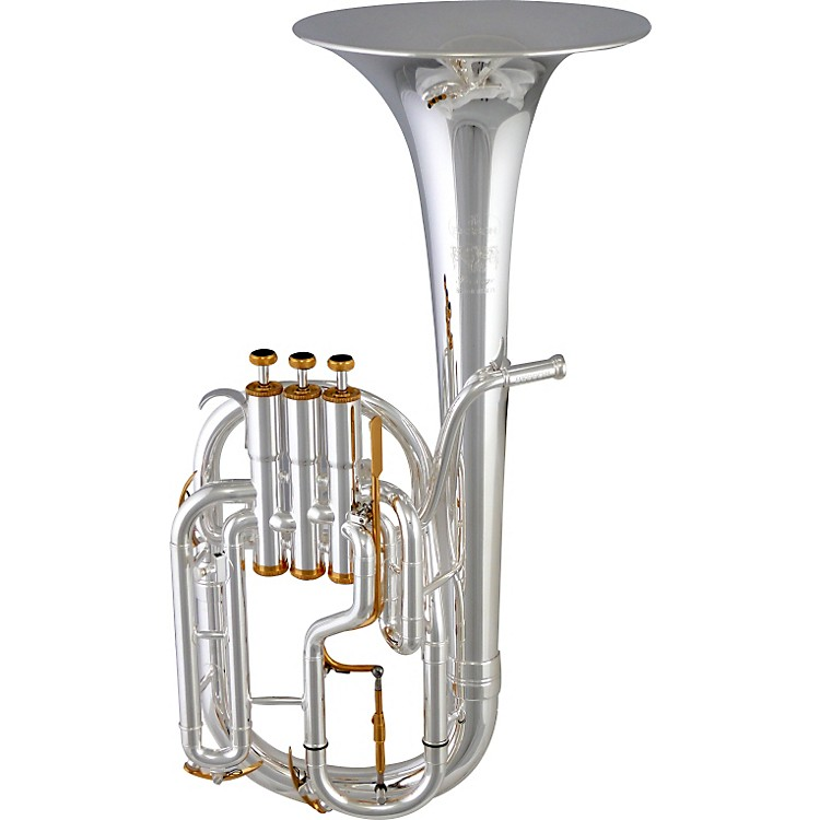 Besson BE2050 Prestige Series Eb Tenor Horn Silver