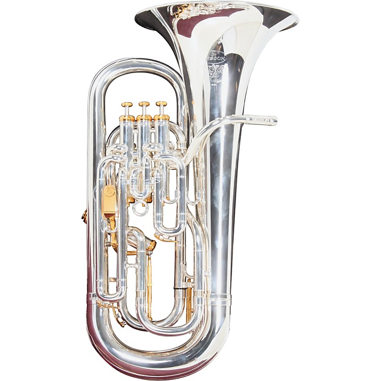 Besson BE2052 Prestige Series Compensating Euphonium Silver