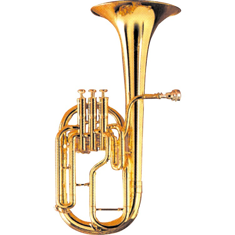 Besson BE950 Sovereign Series Eb Tenor Horn Silver