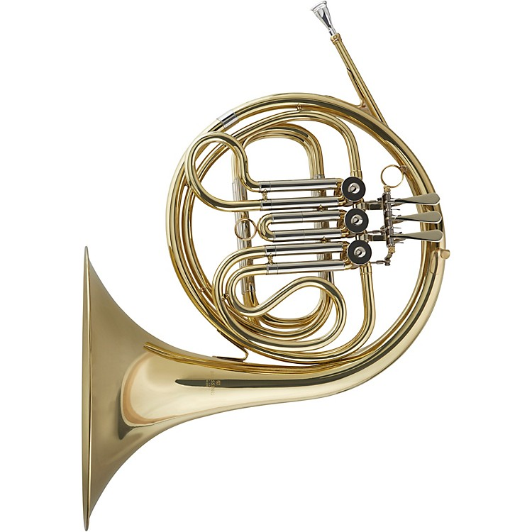 Blessing BFH-1287 Standard Series Single F French Horn Lacquer Fixed Bell