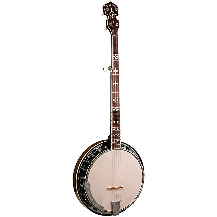 Gold Tone BG-150F Bluegrass Banjo Vintage Brown