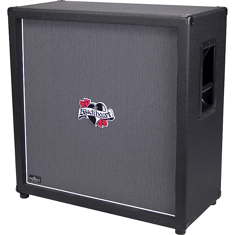 Crate BH412 Guitar Extension Cabinet Black Straight