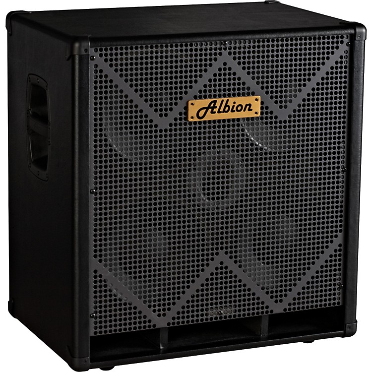 Albion AmplificationBLS Series BLS410 Bass Speaker Cabinet 400W