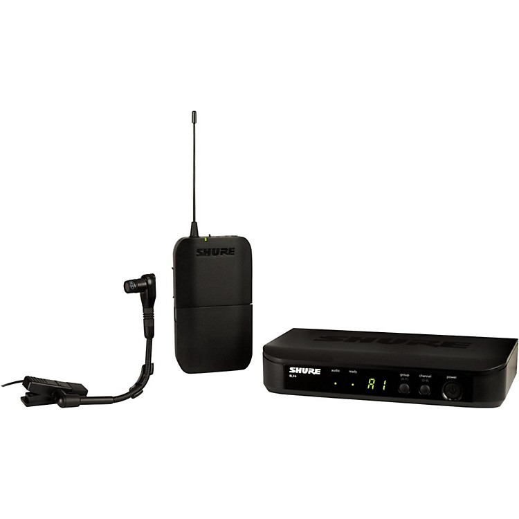 ShureBLX14/B98 Wireless Horn System with WB98H/C Cardioid Condenser MicBand H9