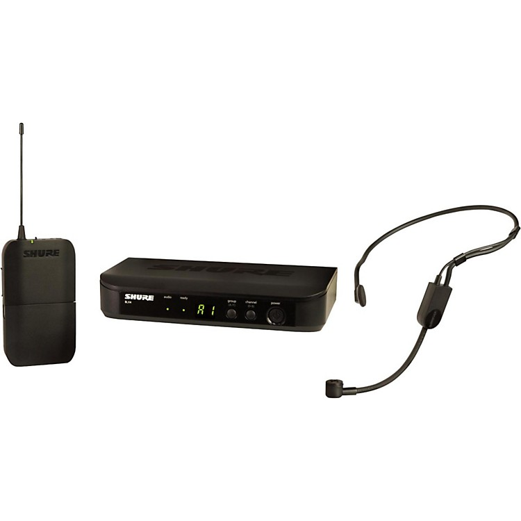 ShureBLX14 Headset System with PGA31 Headset MicrophoneBand H10