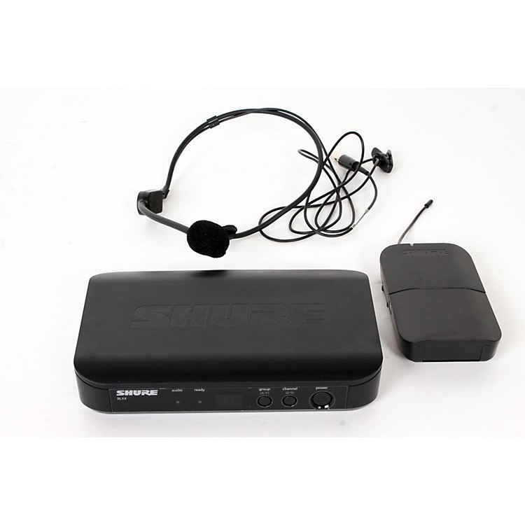 Shure BLX14 Headset System with PGA31 Headset Microphone Band H9 888365856674