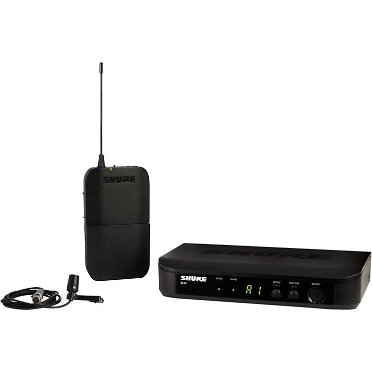 ShureBLX14 Lavalier System with CVL Lavalier MicrophoneBand H9