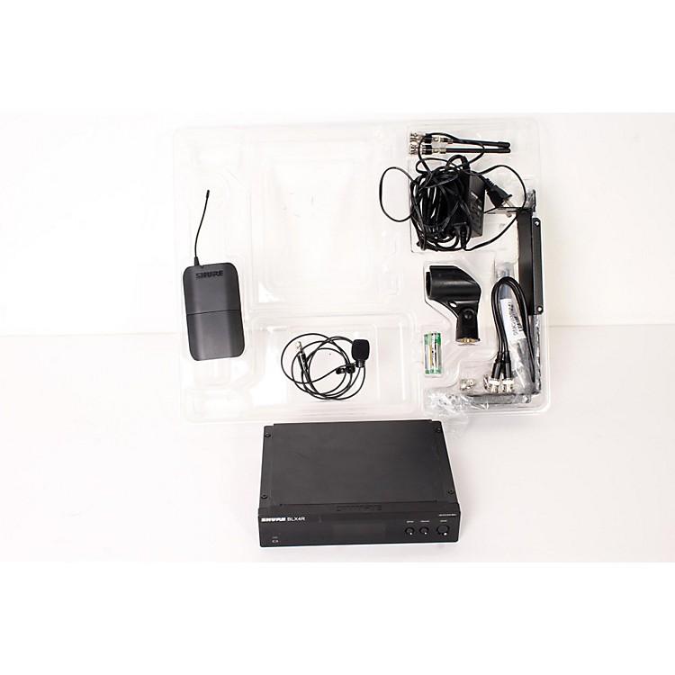 ShureBLX14R/W85 Wireless Lavalier System with WL185 Cardioid Lavalier MicBand H9888365908922