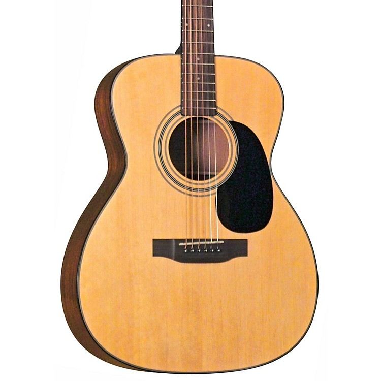 Bristol BM-16 OOO Acoustic Guitar Natural