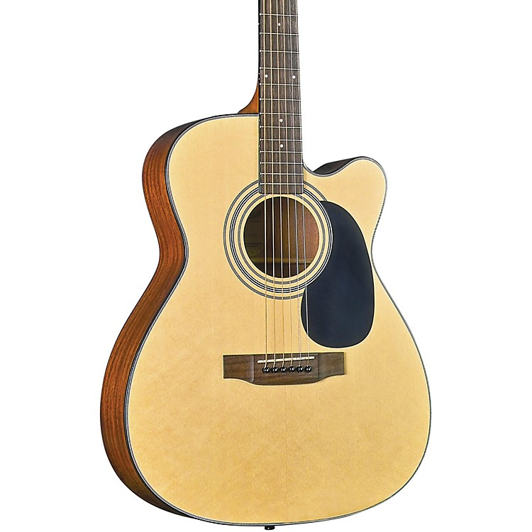 BristolBM-16CE 000 Acoustic-Electric GuitarHigh Gloss Natural