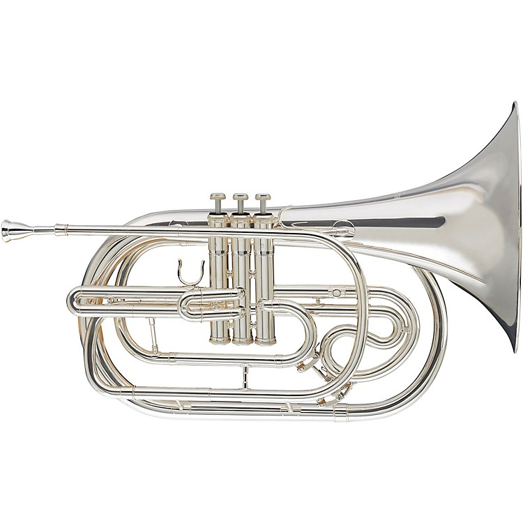 Blessing BM-411 Marching Series Bb Marching French Horn Lacquer