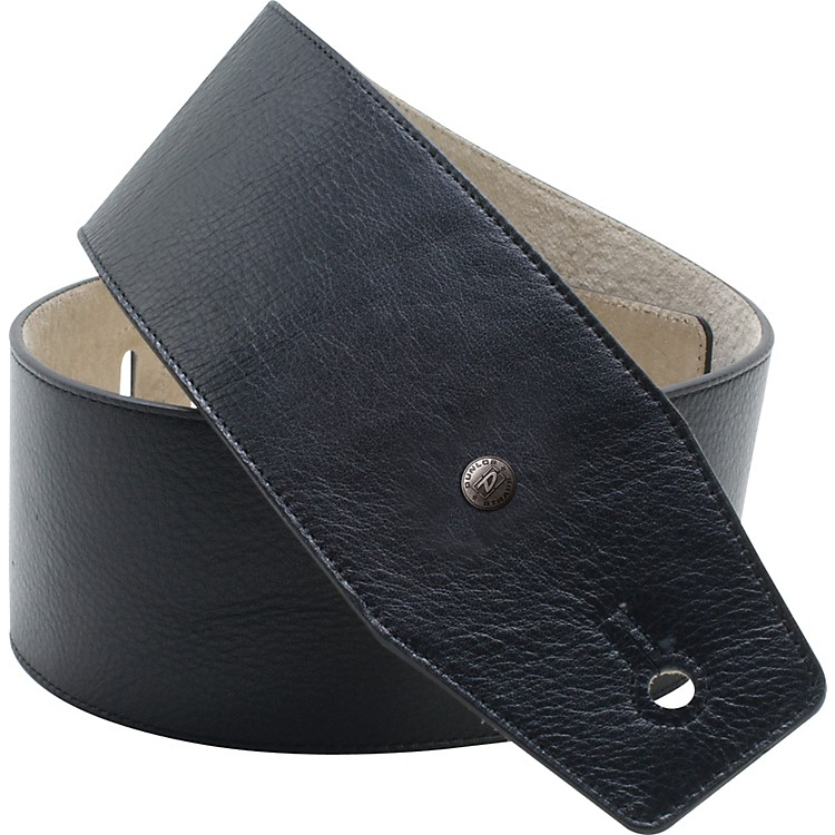 Dunlop BMF Leather Strap - Wide Boy