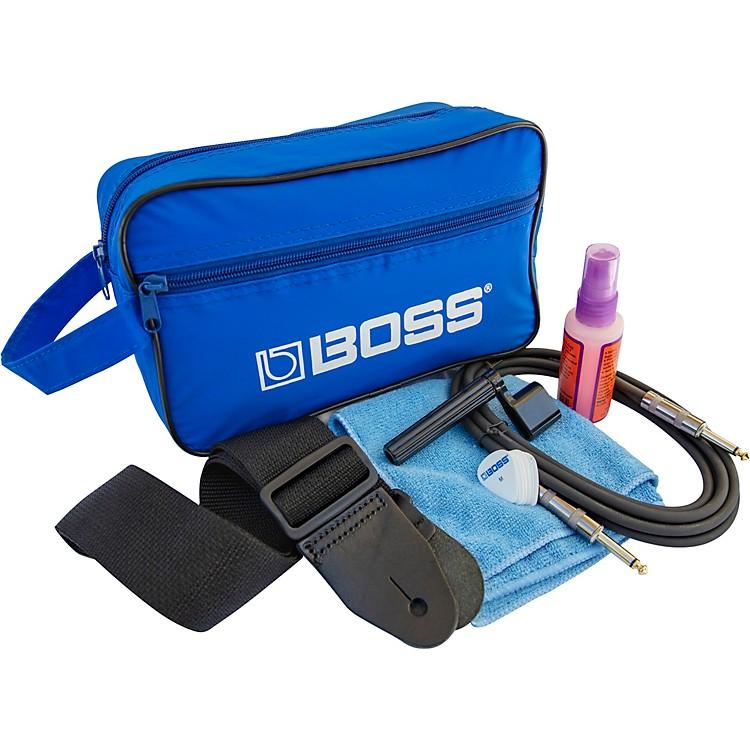 BossBOSS Accessory Bundle, Blue