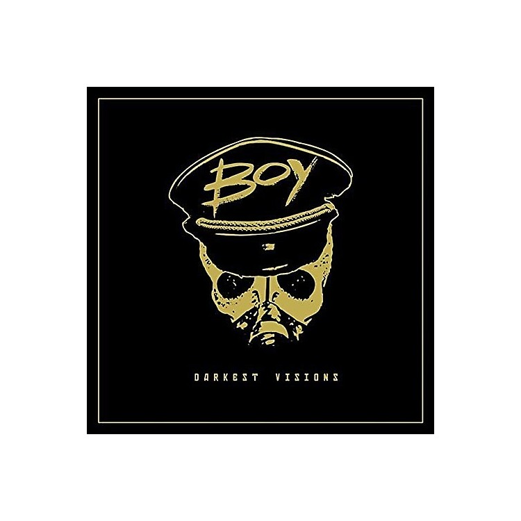 AllianceBOY - Darkest Visions (LTD Gold Vinyl/Gold Foil)