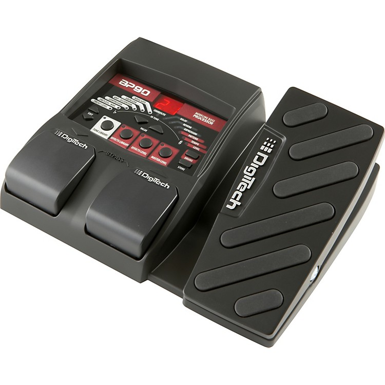 DigiTechBP90 Bass Modeling Multi-Effects Processor
