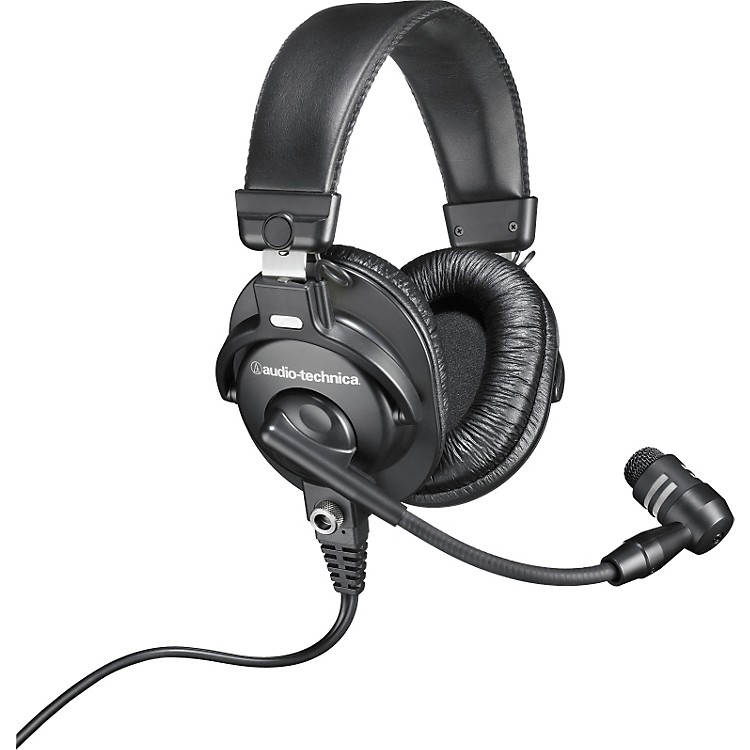 Audio-TechnicaBPHS1 Broadcast Stereo Headset with Dynamic Boom Mic