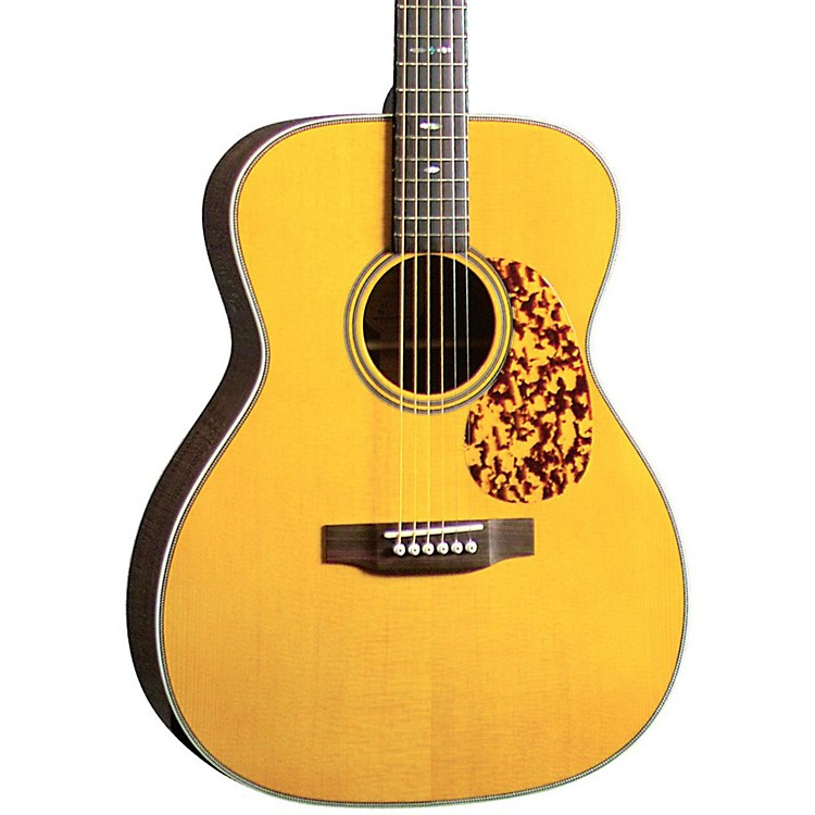 Blueridge BR-163A Adirondack Top Craftsman Series 000 Acoustic Guitar Natural
