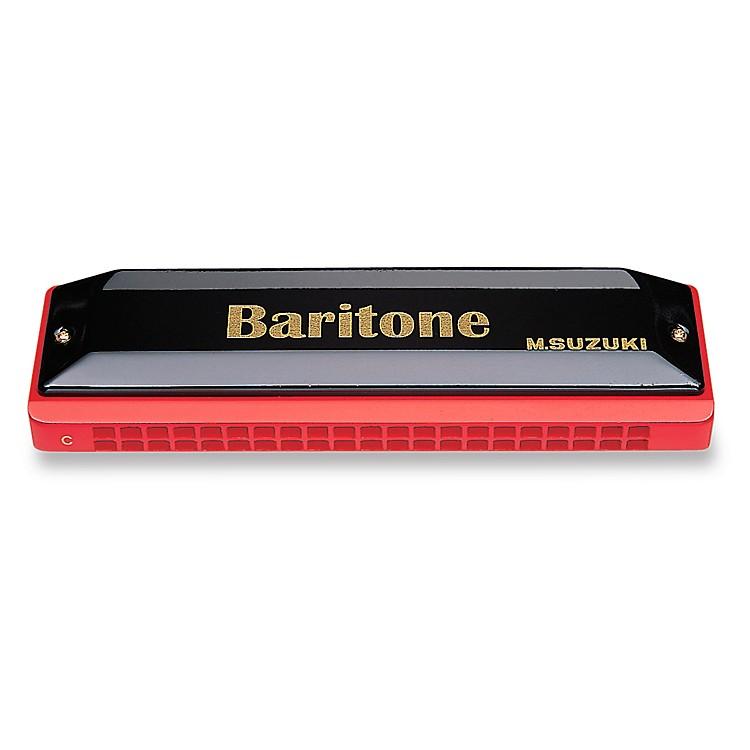 SuzukiBR-21 Baritone HarmonicaC