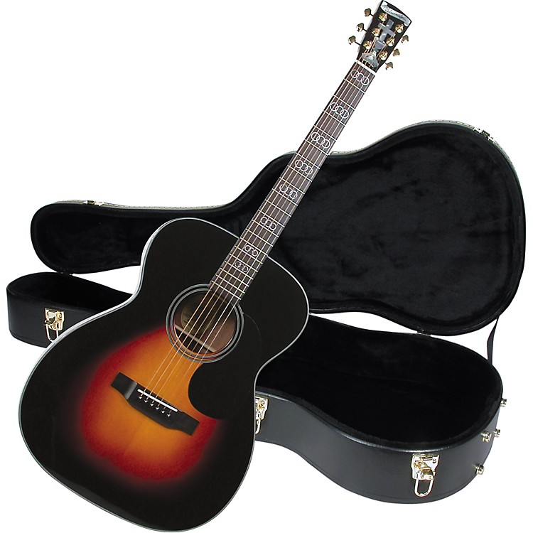 BlueridgeBR-343 Contemporary Series 000 Gospel Model Acoustic Guitar