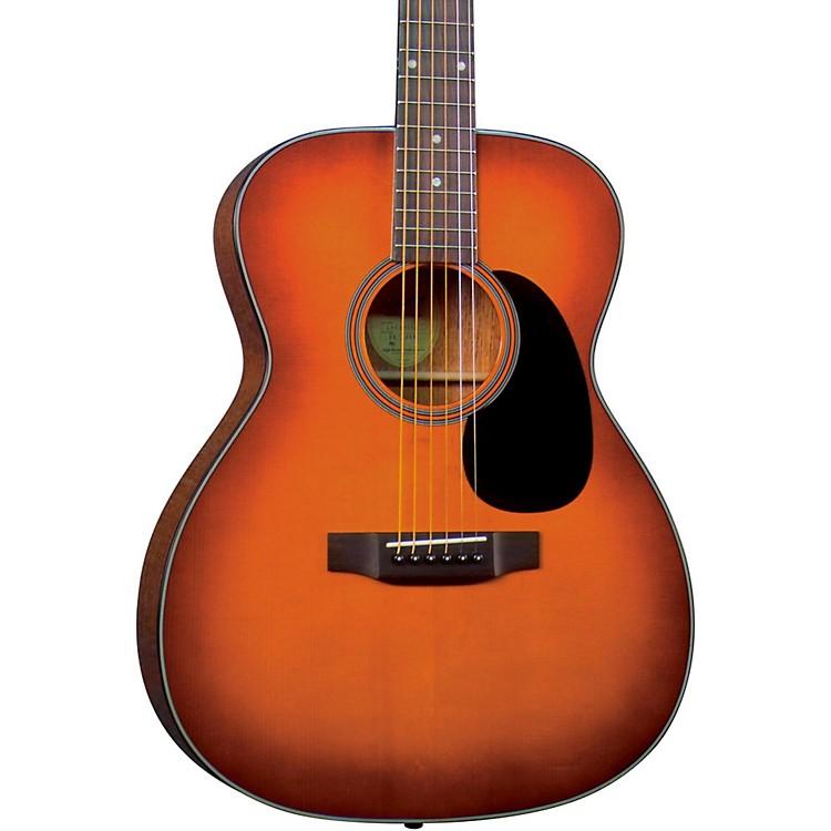 BlueridgeBR-43AS Adirondack Top Craftsman Series 000 Acoustic GuitarSunburst
