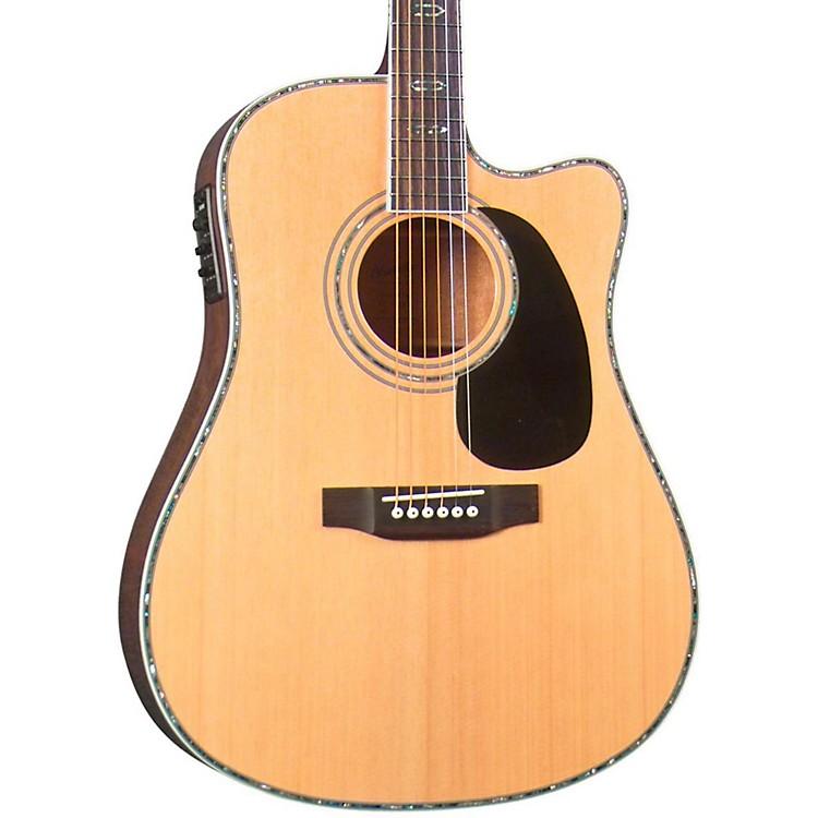 BlueridgeBR-70CE Cutaway Acoustic-Electric Dreadnought Guitar