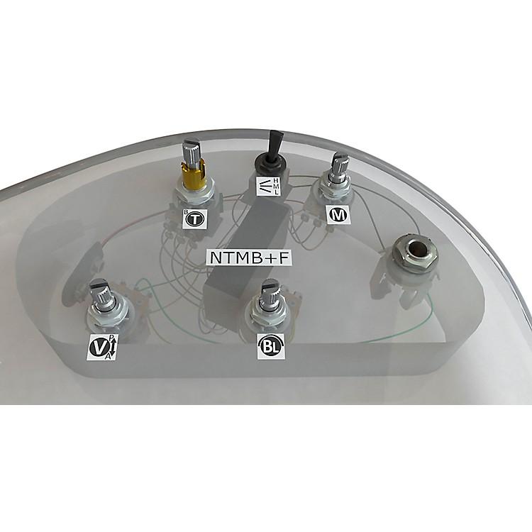 BartoliniBRHR-4.7AP/918 3-band EQ Active/Passive Pre-wired Harness