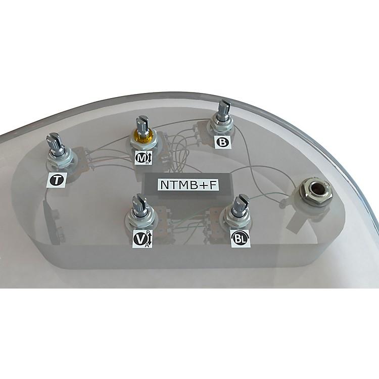 BartoliniBRHR-5.2AP/918 3-band EQ Active/Passive Pre-wired Harness