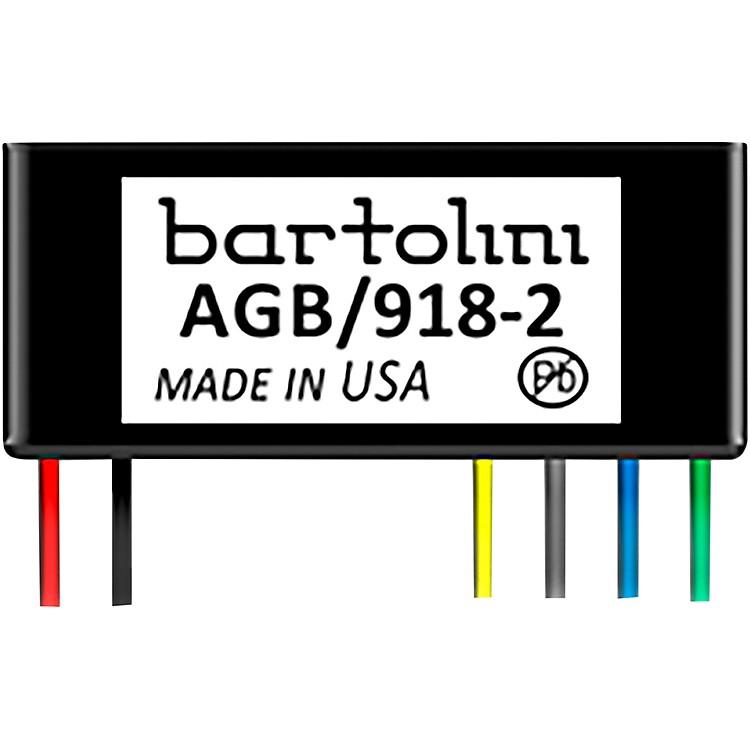 BartoliniBRMAGB-918-2 Adjustable Gain Buffer/Preamp
