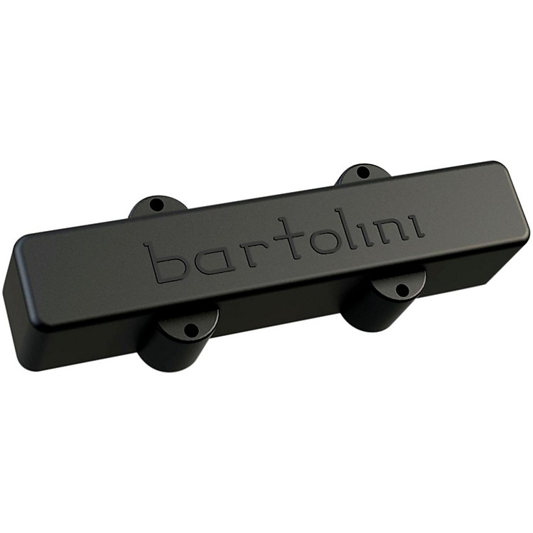 BartoliniBRP59CBJD-LN1 Classic Jbass Dual Coil Deep Tone Long Neck 5-String Bass Pickup