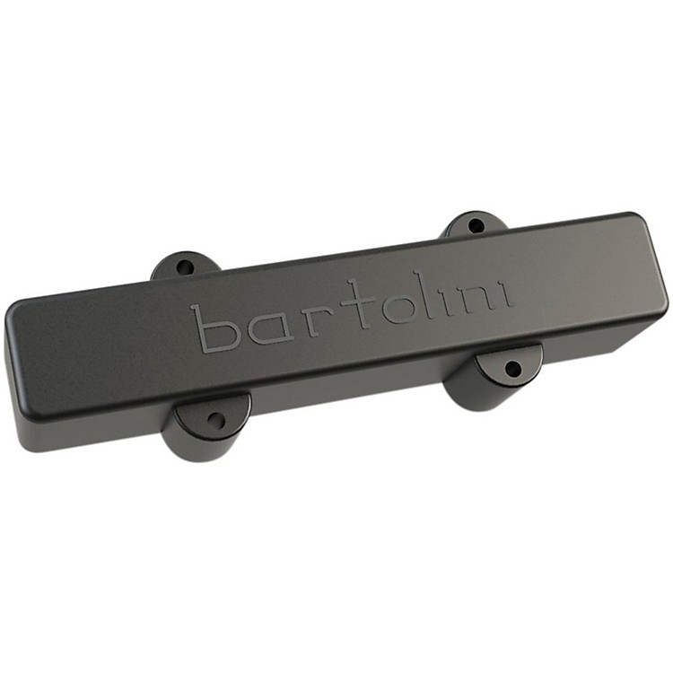 Bartolini BRP59CBJS-L1 Classic Jbass Single Coil Deep Tone Long Bridge 5-String Bass Pickup