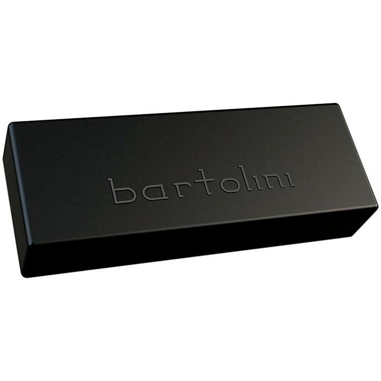 BartoliniBRP72M45C-B Original M4 Soapbar Dual Coil Neck 5-String Bass Pickup