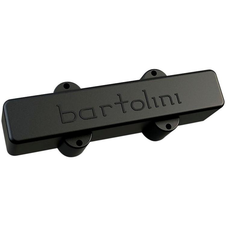 BartoliniBRP9CBJS-S1 Classic Jbass Single Coil Deep Tone Short Neck 4-String Bass Pickup