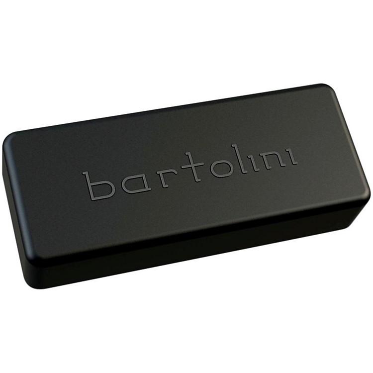 BartoliniBRPBB4C-B Original BB Soapbar Dual Coil Neck 4-String Bass Pickup