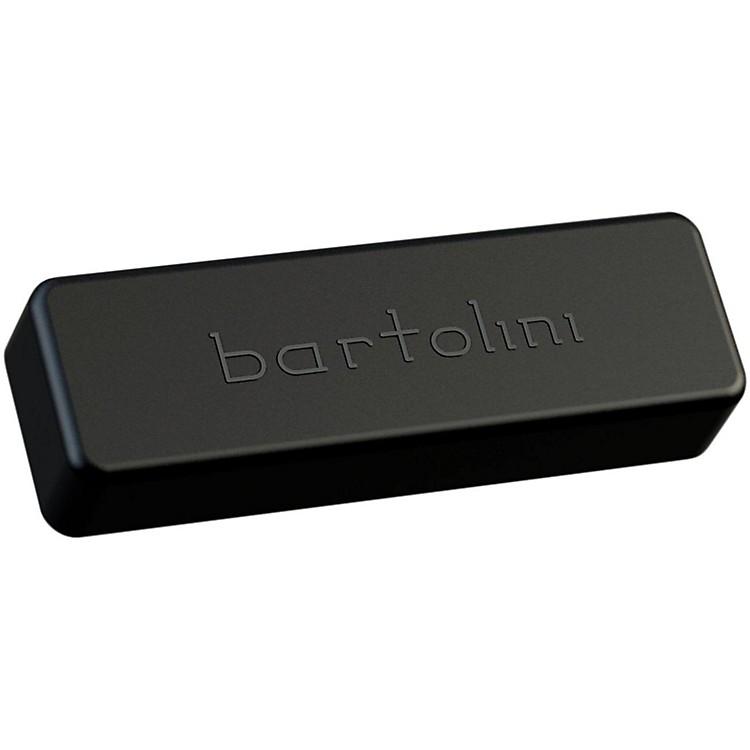 BartoliniBRPBC4CBC-B Classic Bass BC Soapbar Dual Coil Neck 4-String Bass Pickup