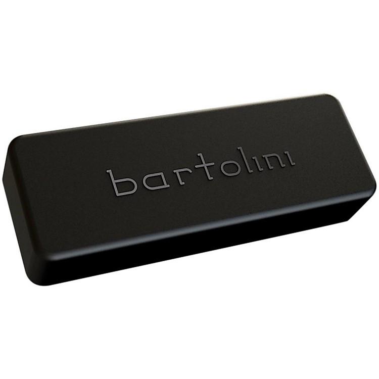 BartoliniBRPBD4C-B Original BD Soapbar Dual Coil Neck 4-String Bridge Pickup