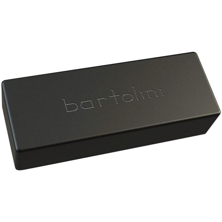 BartoliniBRPCF4CBC-T Classic Bass CF Soapbar Dual Coil Bridge 4-String Bass Pickup