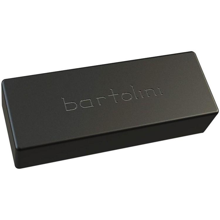 BartoliniBRPCF5CBC-T Classic Bass CF Soapbar Dual Coil Bridge 5-String Bass Pickup