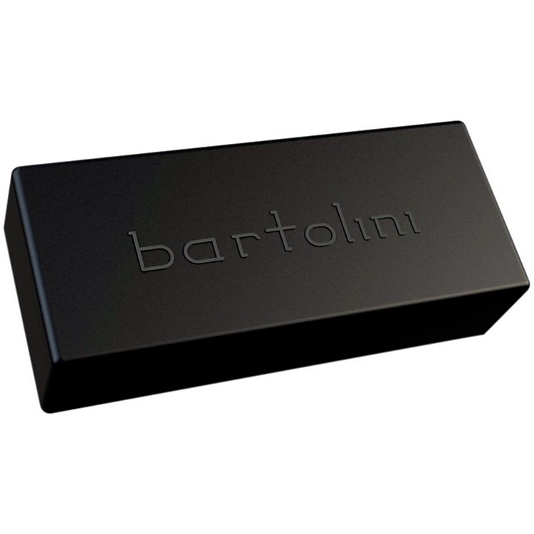 BartoliniBRPM34C-T Original M3 Soapbar Dual Coil Bridge 4-String Bass Pickup