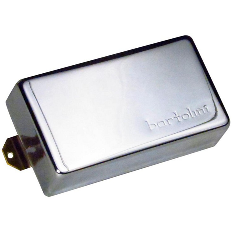 Bartolini BRPPBF-49 PAF Vintage Humbucker Dual Coil Neck 6-String Guitar Pickup Chrome