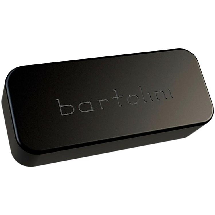 BartoliniBRPT4CBC-T Classic T4 Soapvar Dual Coil Bridge 4-String Bridge Pickup