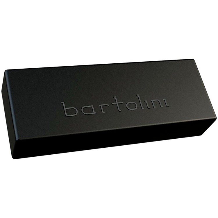 BartoliniBRPXXM45C-B Original M4 Soapbar Quad Coil Neck 5-String Bass Pickup