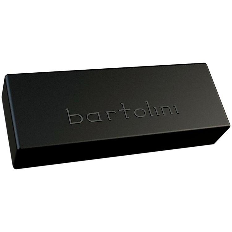 BartoliniBRPXXM45C-T Original M4 Soapbar Quad Coil Bridge 5-String Bass Pickup