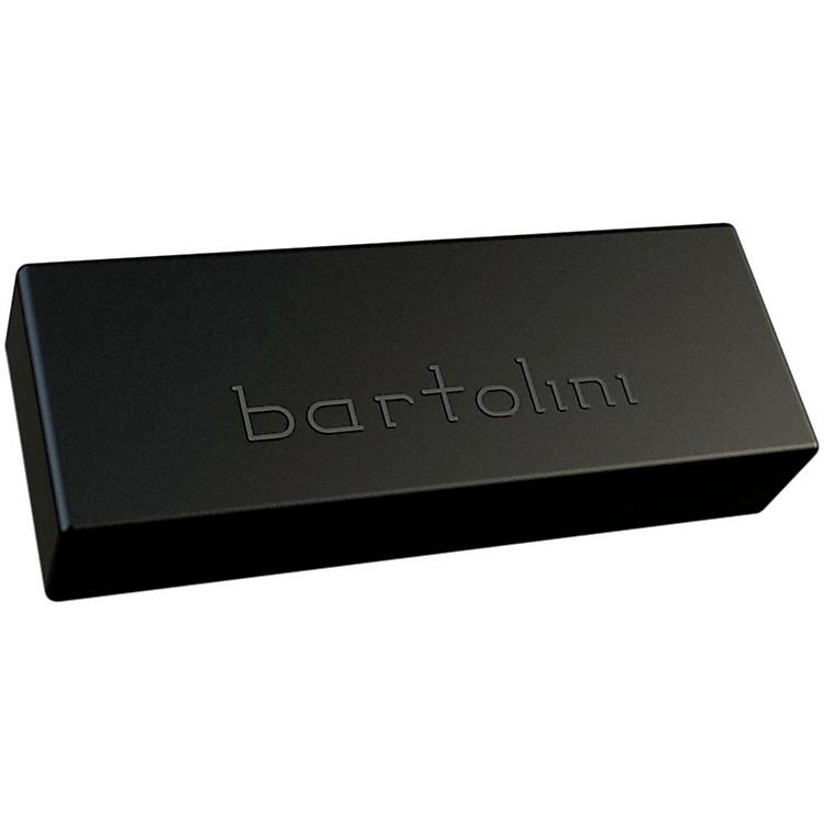 BartoliniBRPXXM45M-B Original M4 Soapbar Split Coil Neck 5-String Bass Pickup