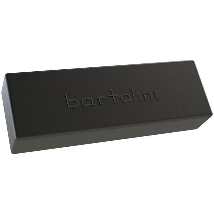 BartoliniBRPXXM55C-B Original M5 Soapbar Quad Coil Neck 5-String Bass Pickup