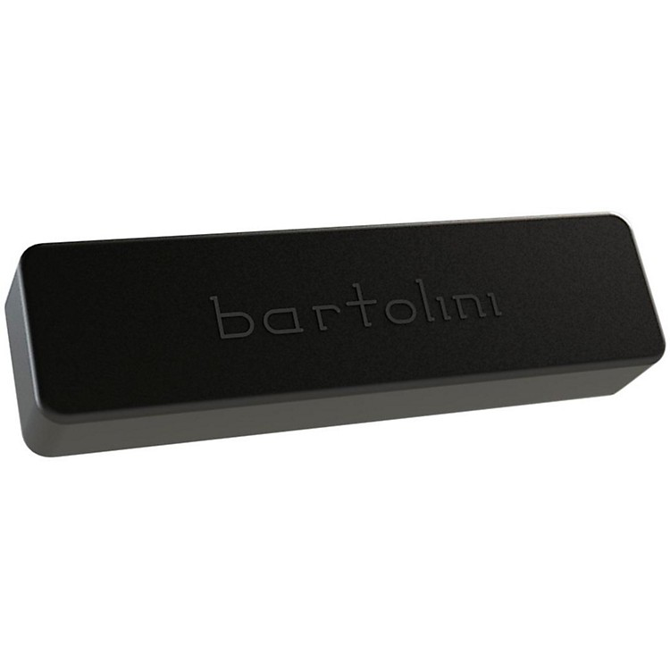 BartoliniBRPXXP46M-T Original P4 Soapbar Split Coil Bridge 6-String Bass Pickup