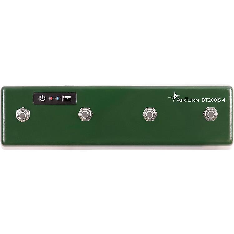 AirTurnBT200S-4 Bluetooth 4 Foot Switch Controller
