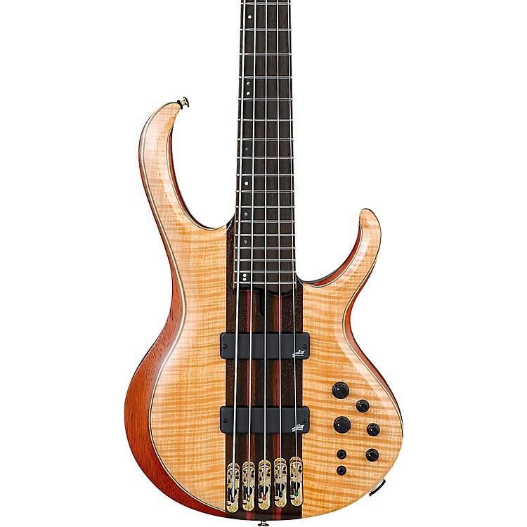 IbanezBTB1905 Premium 5-String Bass GuitarFlorid Natural Low Gloss