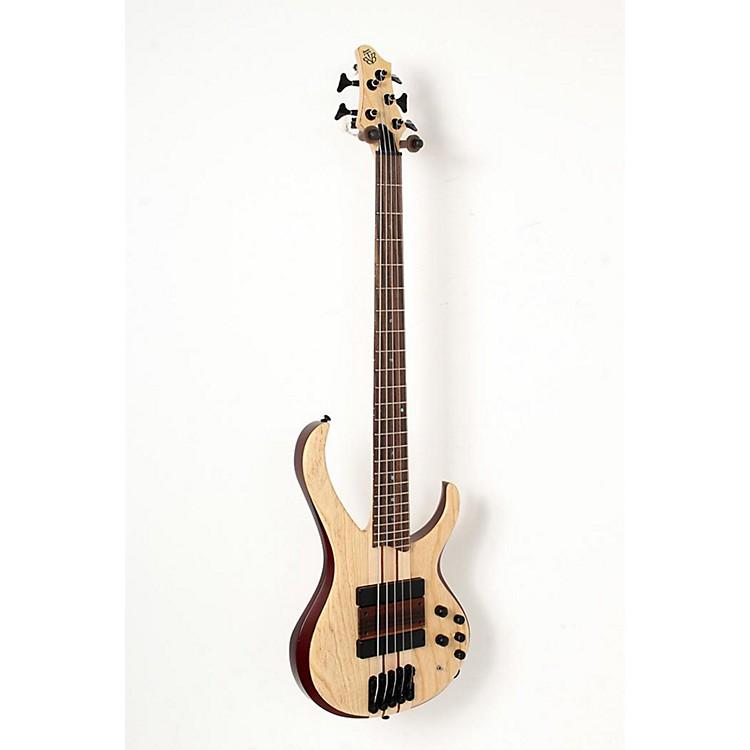 IbanezBTB33 5-String Electric Bass GuitarFlat Natural888365853185