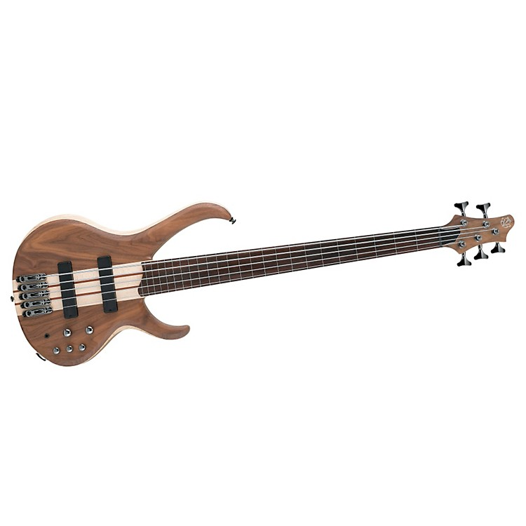 IbanezBTB675F Fretless 5-String Bass